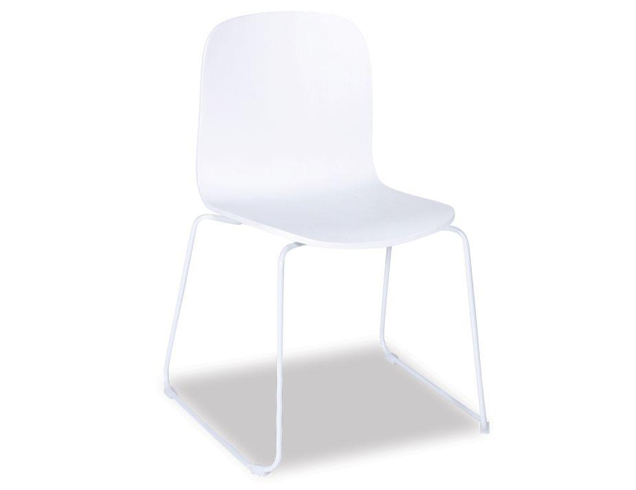 White Oak Modern Dining Chair Oak Desk Chair
