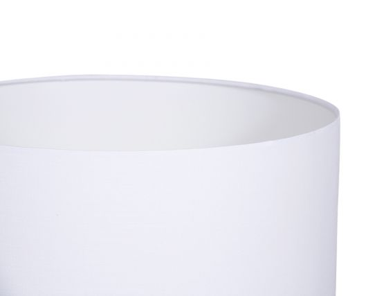 White Designer Lamp Shade