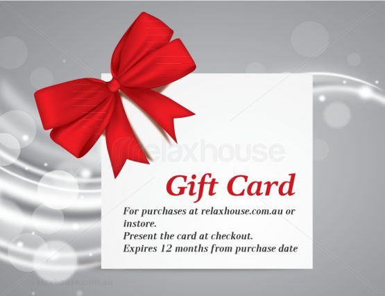 Relaxhouse Gift Card