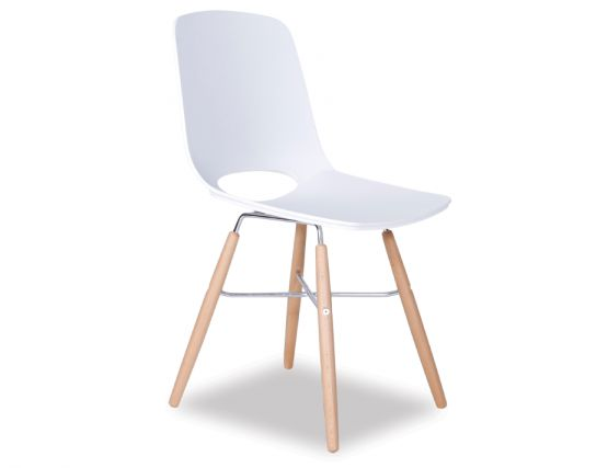 White Modern Designer Chair
