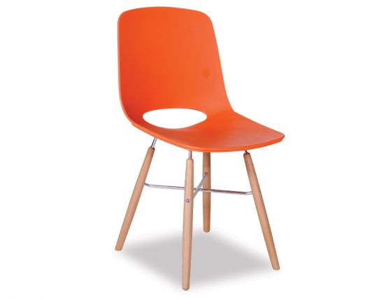 Mad Designer Orange Chair