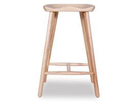 Saddle Stool Natural