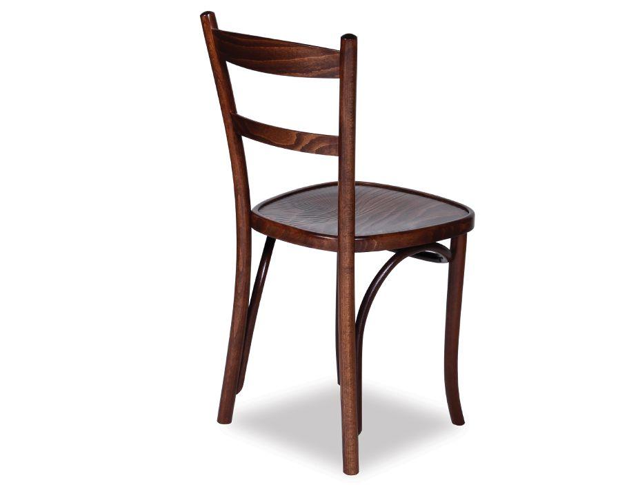 Walnut Linz Bentwood Chair By Micheal Thonet