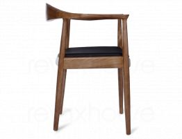 Hans Wegner Round Arm Chair_2