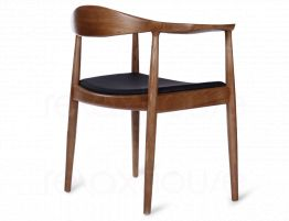 Hans Wegner Round Arm Chair_3