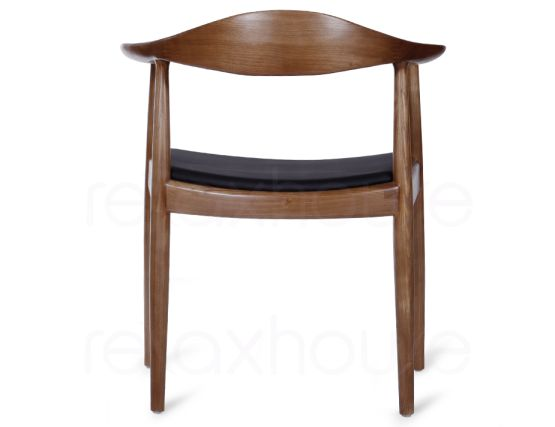 Hans Wegner Round Arm Chair_4