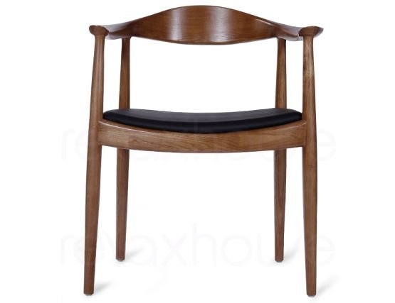 Hans Wegner Round Arm Chair_5