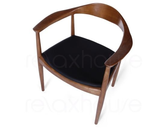 Hans Wegner Round Arm Chair_6