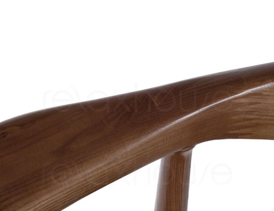 Hans Wegner Round Arm Chair_7