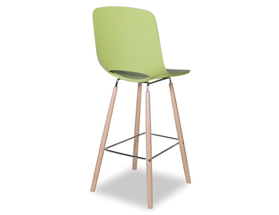 Green Designer Bar Stool