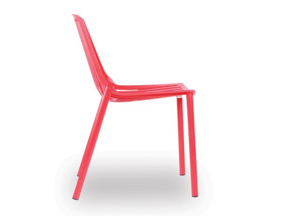 Outdoor Red Chair
