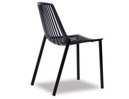 Black Modern Outdoor Chair