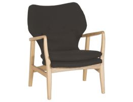 Danish-Lounge-chair-Linacre-Chair-black