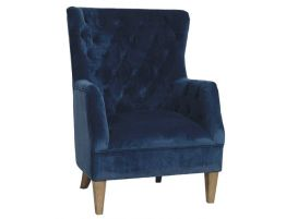 Field-Chair-Velvet-Arm-Chair-Navy-Blue