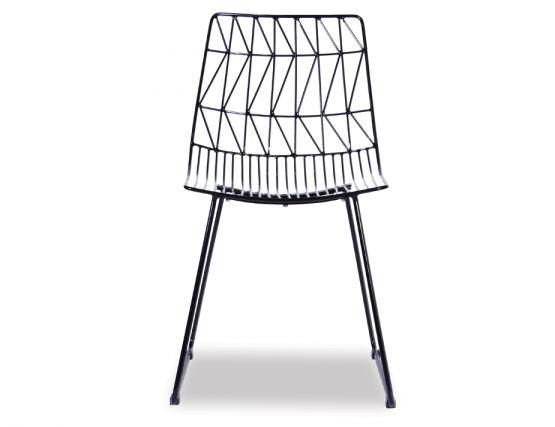 Modern Wire Indoor Outdoor Chair