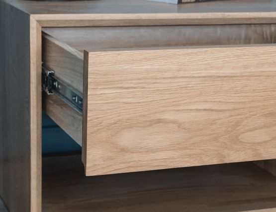 Drawers Bedside Table