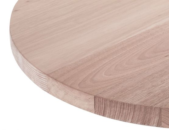 Mantra Solid Vic Ash Round TableTop