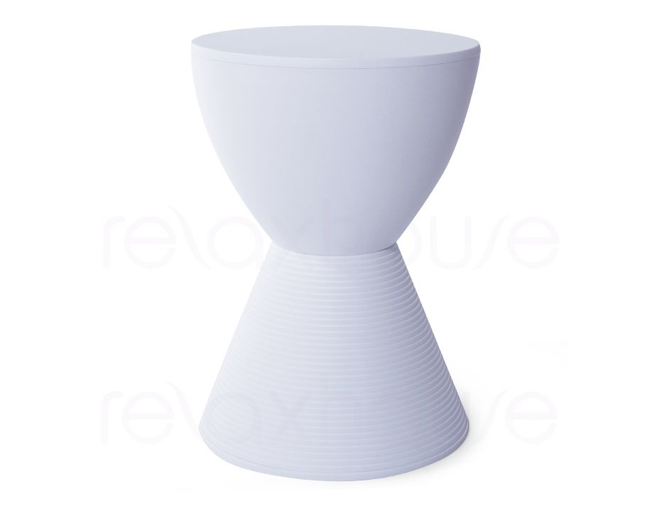 Philippe Starck Replica Prince Aha Stool White