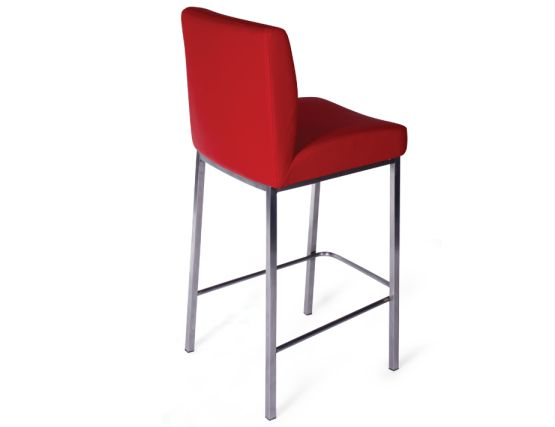 Kitchen Stool Red