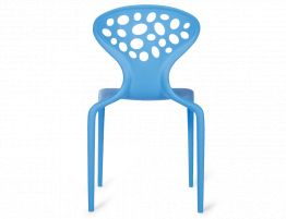 Supernatural Stackable Chair Blue5