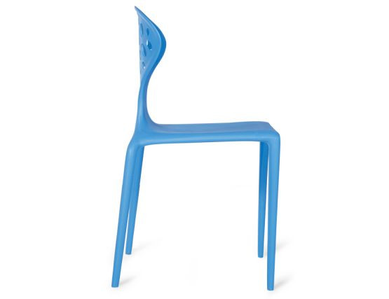 Supernatural Stackable Chair Blue4