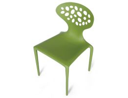 Plastic Chair Green2