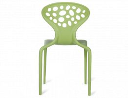 Plastic Chair Green3