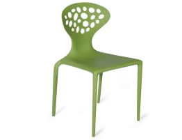 Plastic Chair Green5