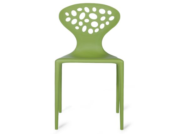 Plastic Chair Green4
