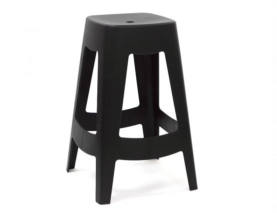 Como_Stackable_Kitchen_Stool_66cm___Black_1