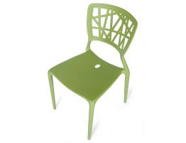 Replica Green Claudio Dondoli Marco Pocci Stacking Chair 5