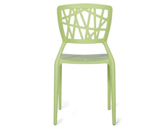 Replica Green Claudio Dondoli Marco Pocci Stacking Chair 4