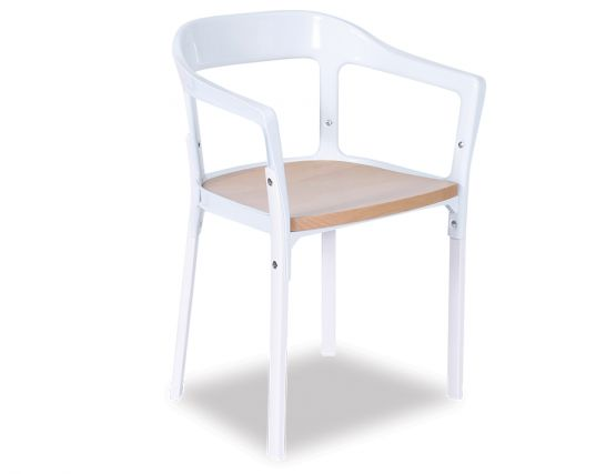 Madox Chair_white
