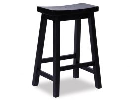 Manga Stool Black