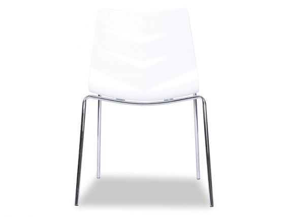 White Modern Chair