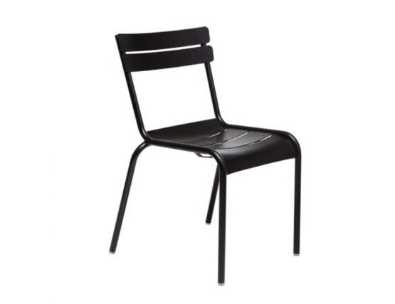 Fermo B Cafe Dining Chair Replica Stacking Chair Melbourne