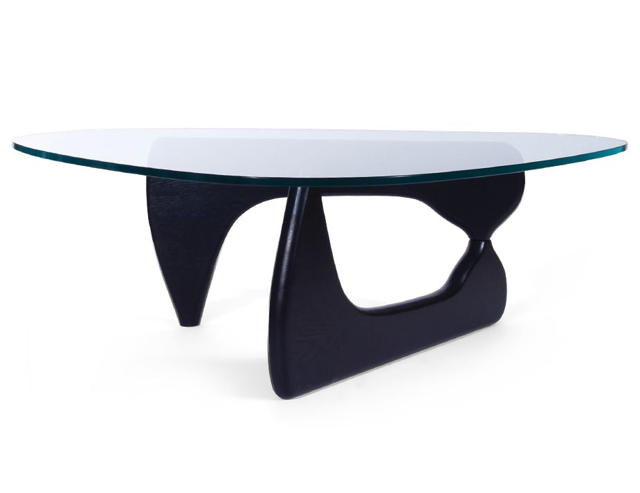 Noguchi coffee table replica black Noguchi replica coffee table