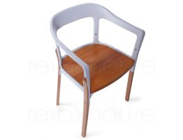Magnis Steel Chair 22