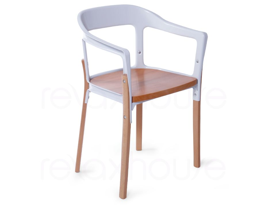 Magnis Steel Chair 11