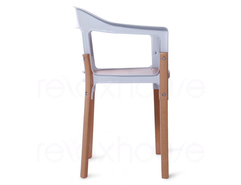 Magnis Steel Chair 3