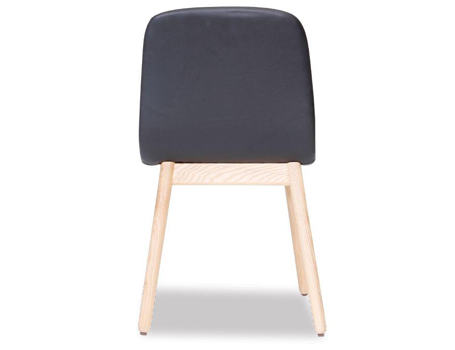 Modern Scandinavian Padded Dining Chair