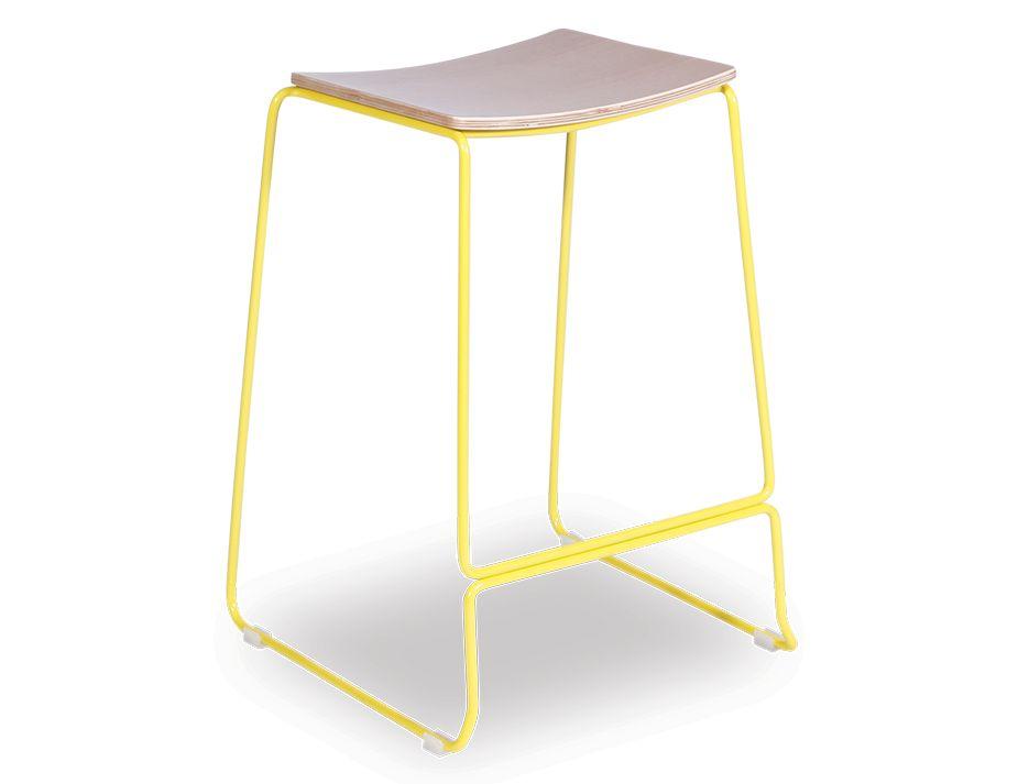 Yellow Square Designer Kitchen Stool : yellow stool from www.relaxhouse.com.au size 925 x 713 jpeg 29kB