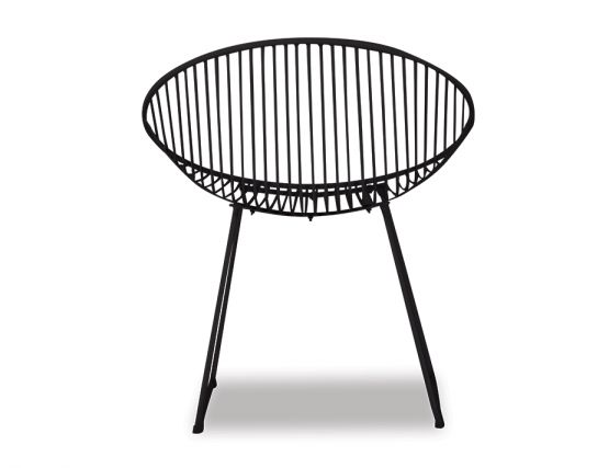 Summer_black_wire_chair