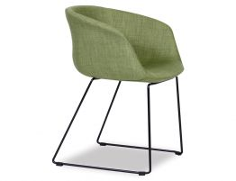Modern Green Tub Chair
