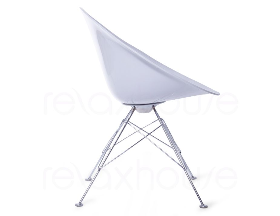 Replica Eros Chair By Philippe Starck White Eero S Chair