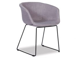 Grey Rub Chair
