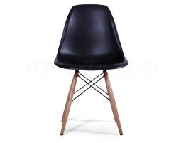 Eames Eiffel Chair Wood Black_3