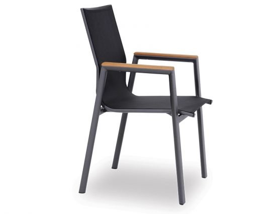 Wooden Armed Chair