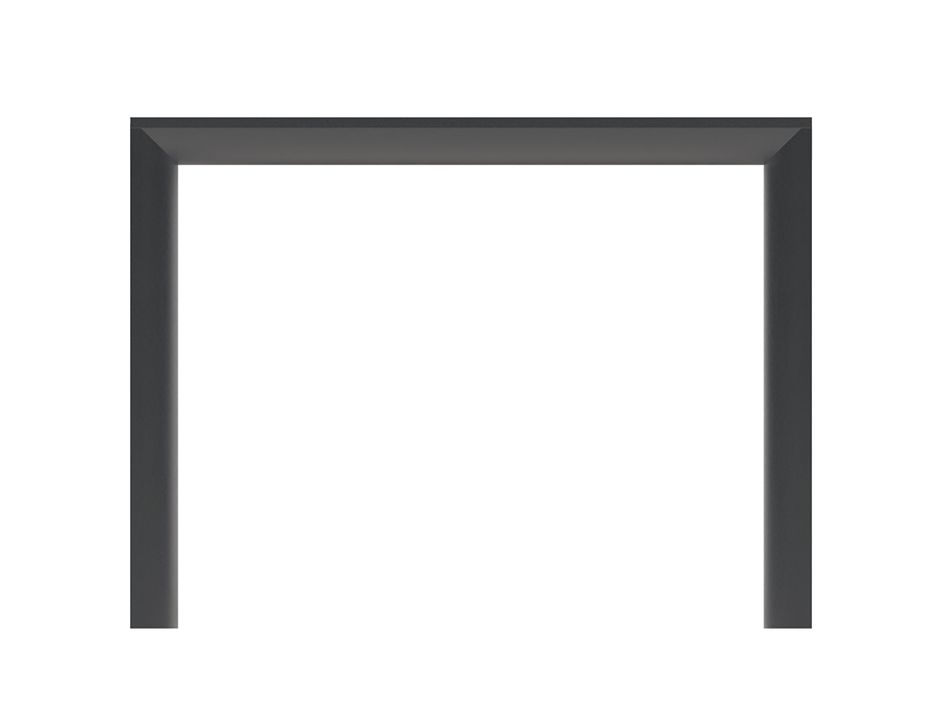 Teak Patio Table Charcoal Outdoor