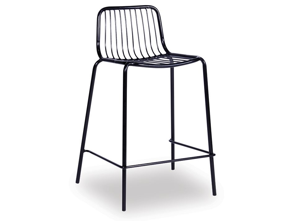 Imelda Modern Low Back Bar Stool Black : black modern stool from www.relaxhouse.com.au size 925 x 713 jpeg 39kB